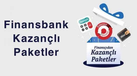 Finansbank Kazançlı Paketler Nelerdir?