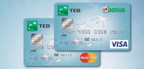 TEB Kredi Kartı Nasıl İptal Edilir?
