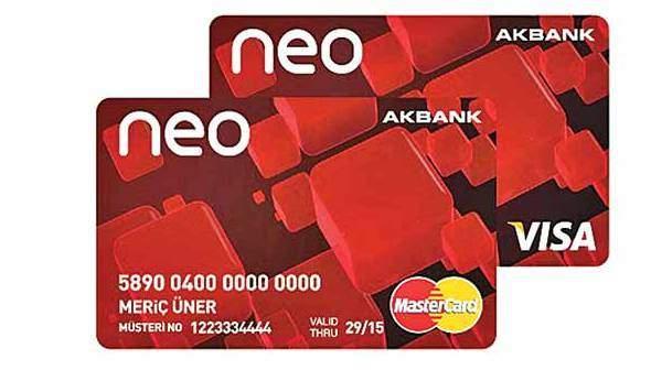 Akbank Neo Kart Başvurusu Nasıl Yapılır?