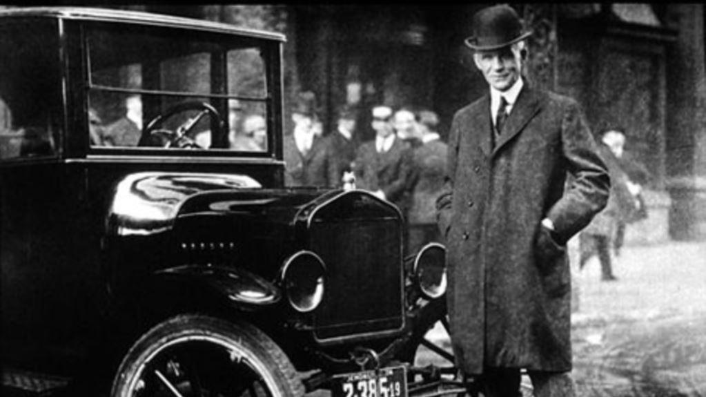 Henry Ford'dan İş Dünyası Dersleri