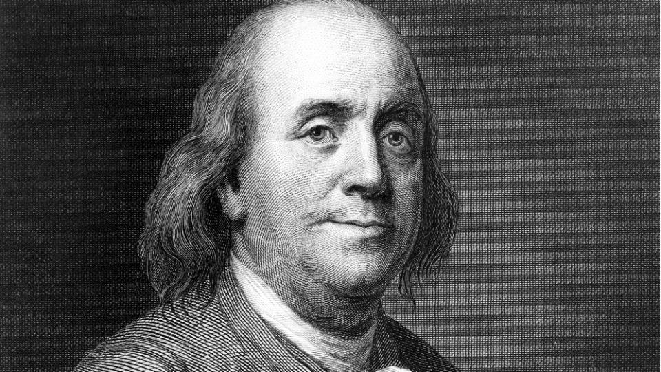 Benjamin Franklin'in İş Hayatındaki Başarısının 13 Sırrı