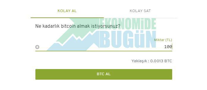 Bitcoin nasıl satın alınır veya satılır adım 8