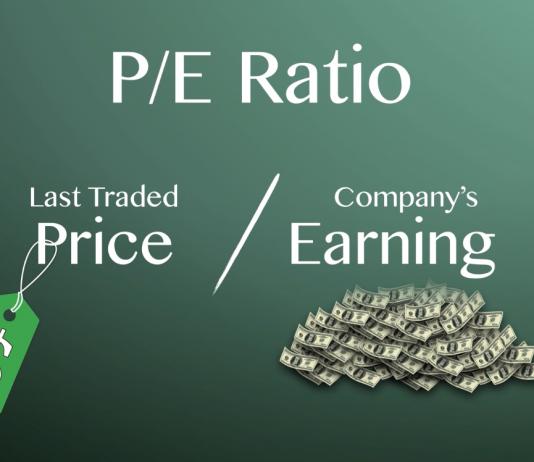 Price earning ratio
