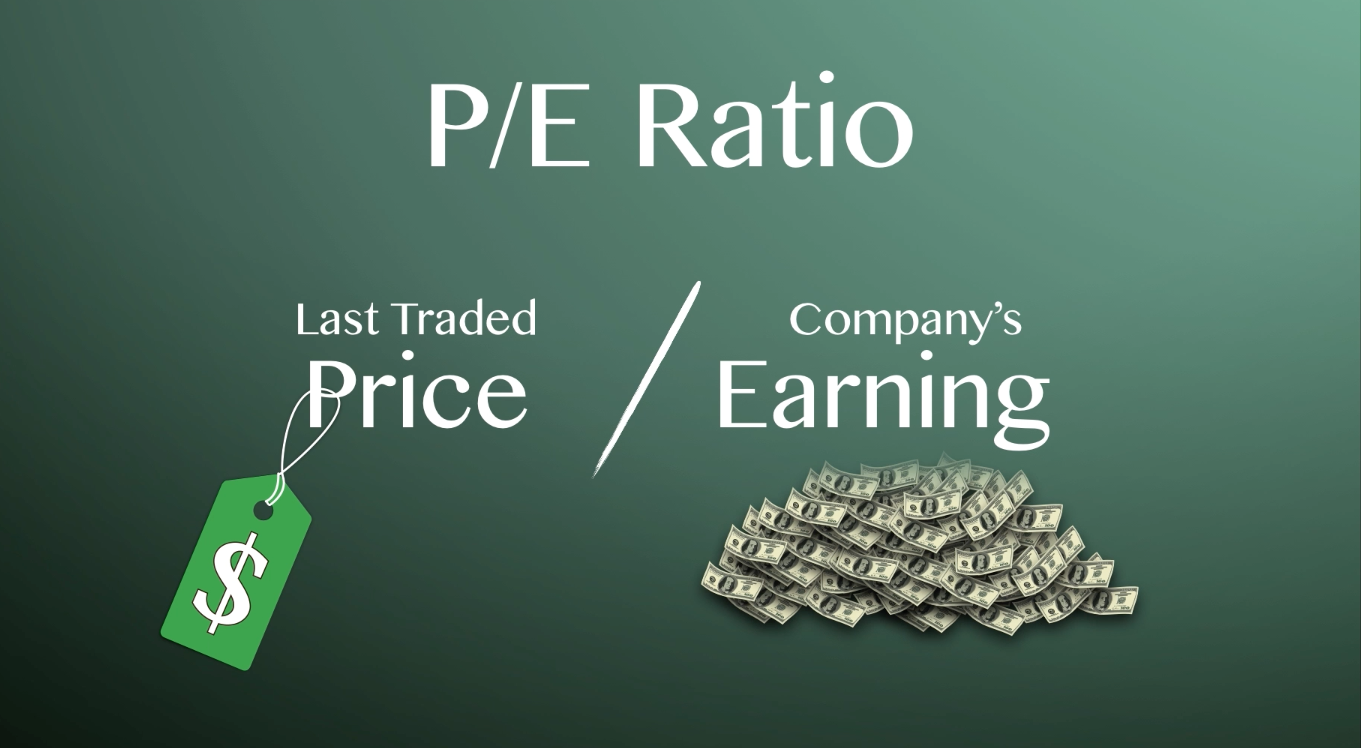 """""""Price earning ratio"""" Anlamına Gelen """"fiyat kazanç oranı"""" Nedir?"""