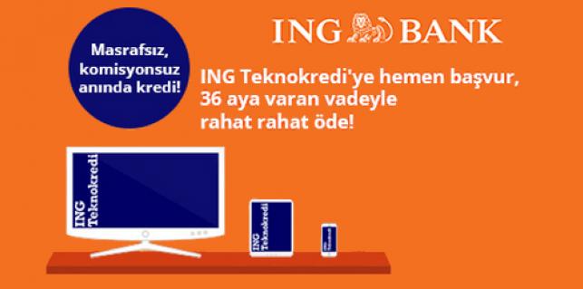 ING Bank Tekno Kredi 2018