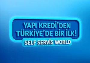 Yapı Kredi Self Servis World Nedir?