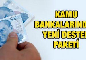Kamu Bankaları KOBİ'ler İçin Yeni Destek Paketini Hayata Geçirdi