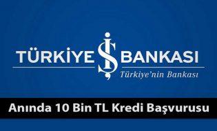 Günde 25 TL'ye 20.000 TL Kredi İmkanı İş Bankası'ndan