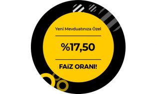 Odeabank'tan 3 Ay Vadeli TL Mevduatınıza %17,50 Faiz İmkanı